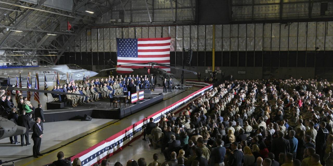 Yhdysvaltojen puolustusbudjetti on 738 miljardia dollaria tänä vuonna – mihin raha käytetään?