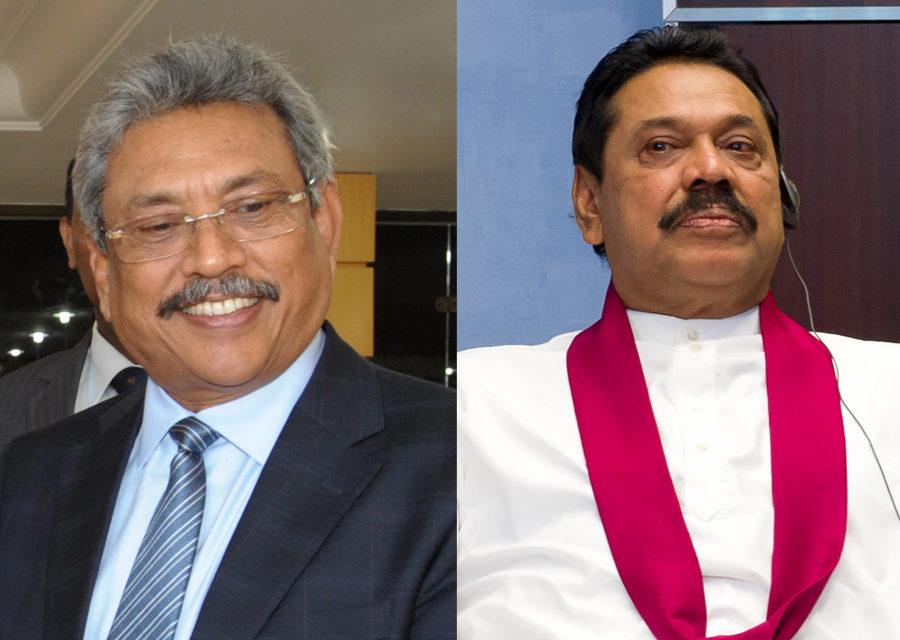 Sotarikos, hyvät veljet ja valta – matkailumaa Sri Lankassa tietä lähimenneisyyden unohtamiseen johtavat jälleen Rajapaksan veljekset