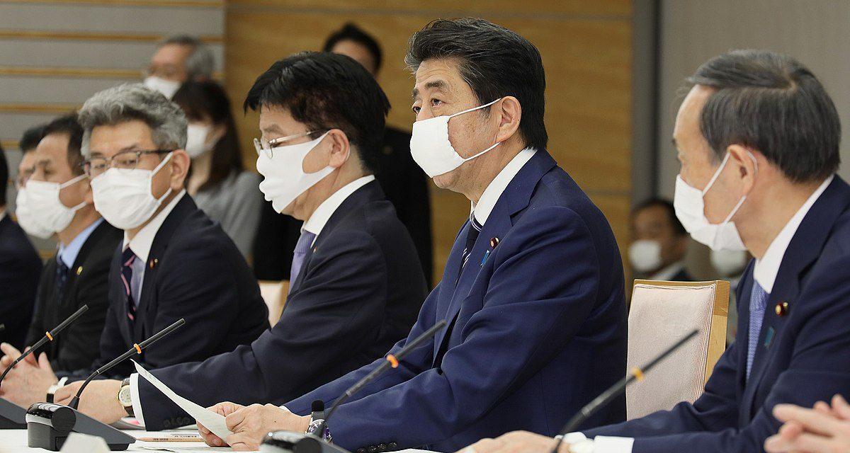Koronavirus Itä-Aasiassa, osa III: Japani pyytää, ei käske: epidemian torjunta maassa perustuu ohjeistuksiin