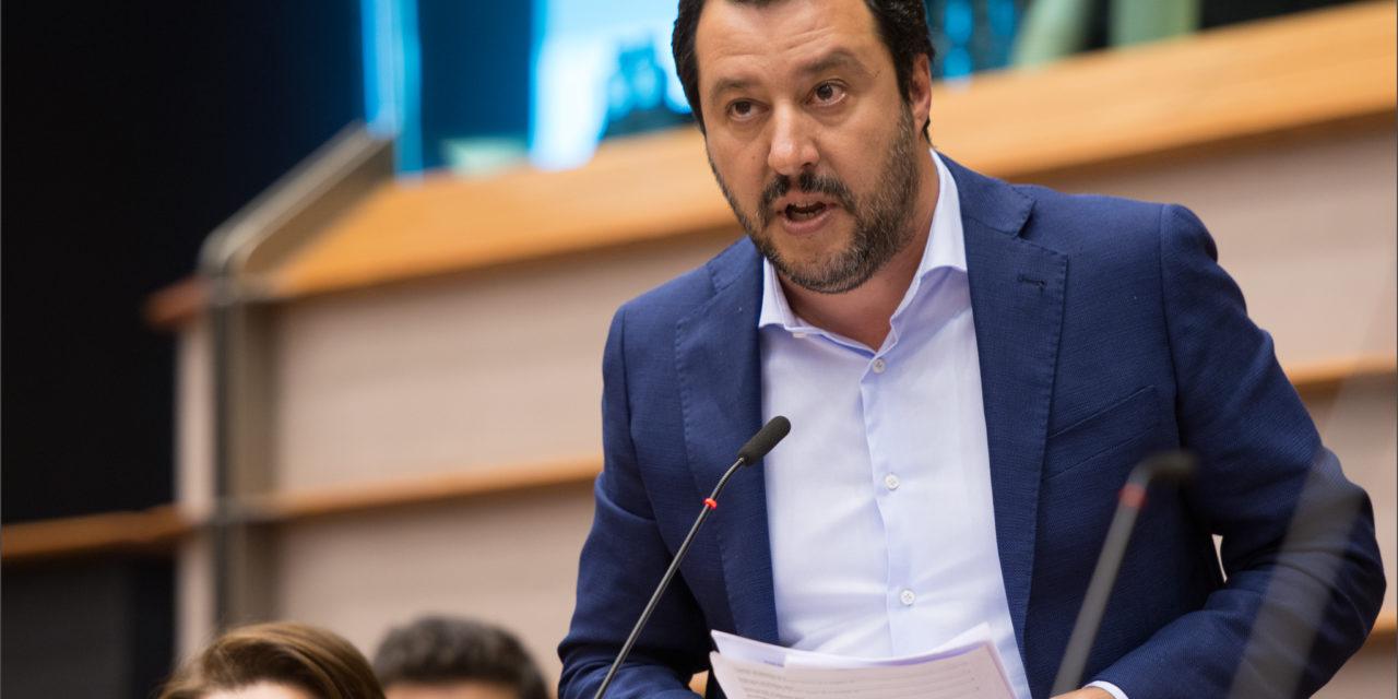 Nationalismin sietämätön keveys: Lega Nordin matka aluepuolueesta koko Italian suosituimmaksi