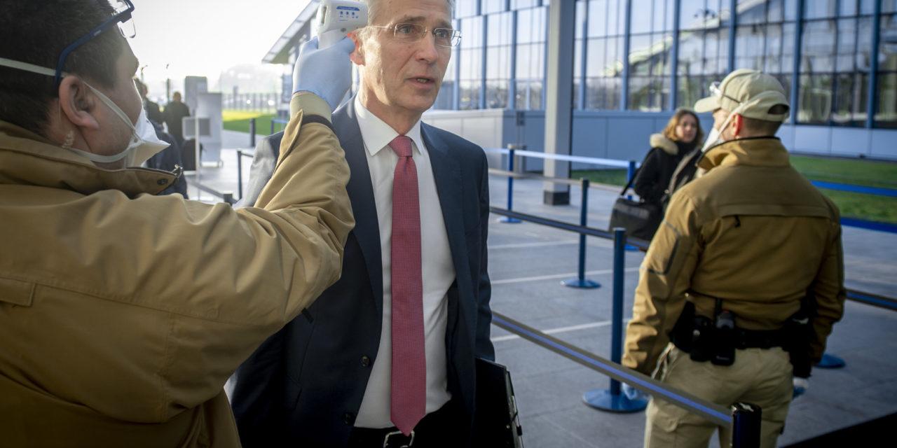 Koronavirus haastaa Naton yhtenäisyyden ja solidaarisuuden