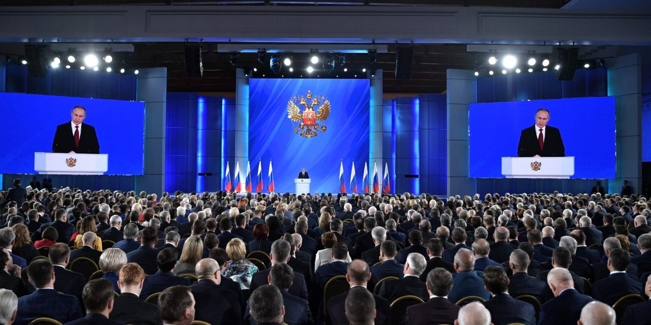 Punainen verkko: Venäjä piirtää valtiollisia rajoja bittiavaruuteen