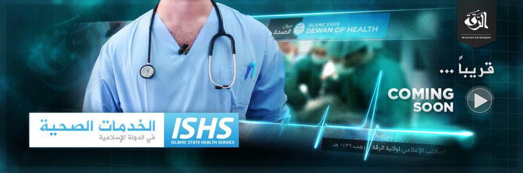"""Kalifaatin terveydenhuolto ja """"sote-uudistus"""" – näin Isis houkutteli lääkäreitä riveihinsä pehmeän propagandan avulla"""