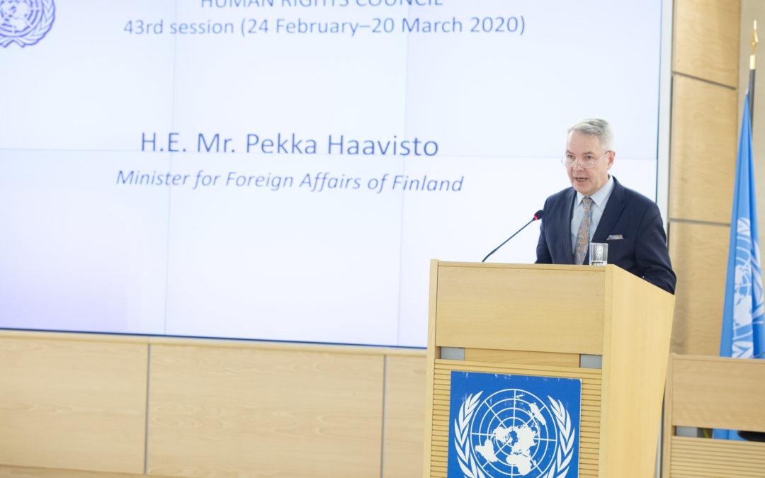 Poliittisen realismin näkökulmasta Suomen ulko- ja turvallisuuspolitiikkaan tarvitaan enemmän turvallisuutta, vähemmän arvoja