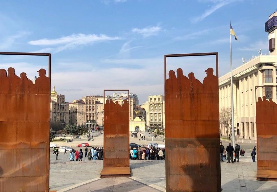 EU yrittää rakentaa Ukrainassa samoille demokratian perustuksille, joita Venäjä eniten nakertaa