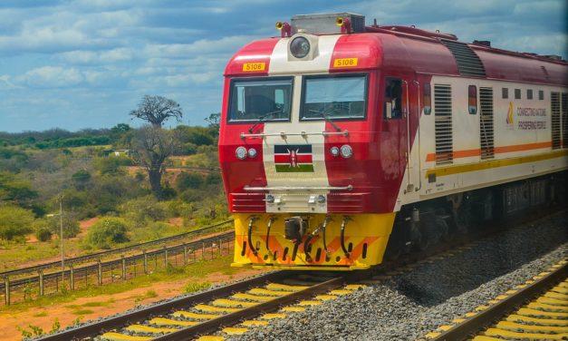 Kiina vahvistaa Vyö ja tie -hankkeeseen kuuluvalla Kenian rautatieprojektilla otettaan Afrikan markkinoista