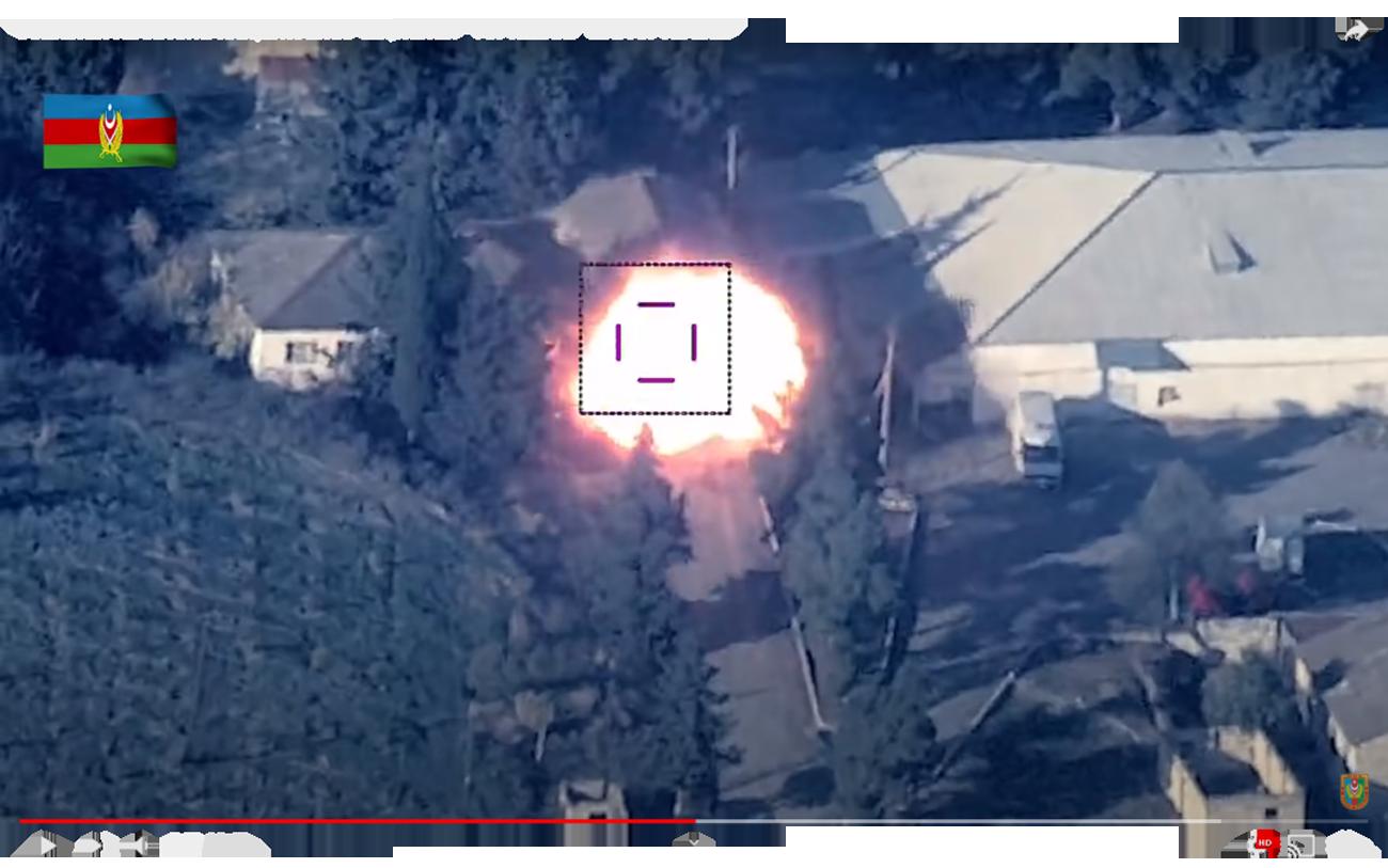 Lennokit eivät voittaneet Vuoristo-Karabahin sotaa – mutta olivat osa voittavaa armeijaa