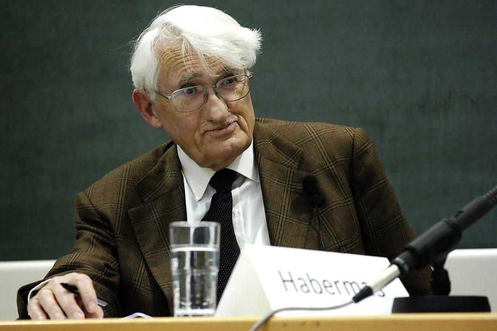 Juergen Habermas