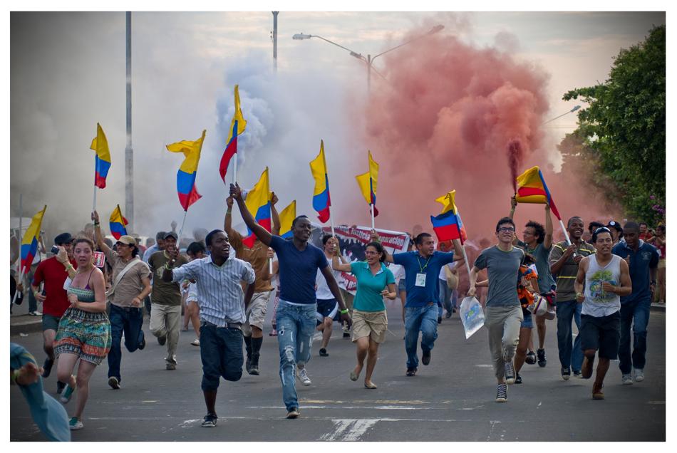 Kolumbian rauhansopimuksesta neljä vuotta – enää puuttuu rauha