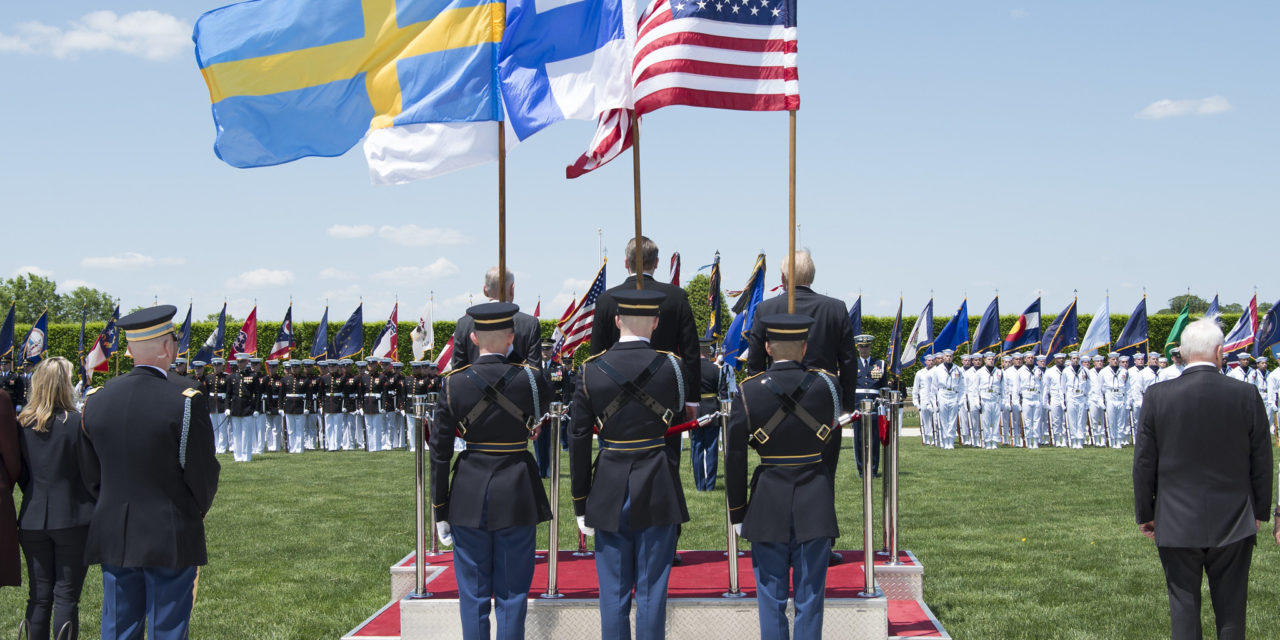 Suomen ja Yhdysvaltojen lisääntyvä sotilaallinen yhteistyö on vaarassa epävakauttaa Pohjois-Eurooppaa