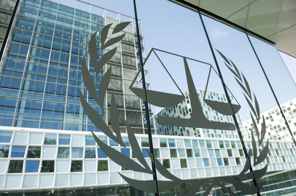 Kansainvälinen rikostuomioistuin.