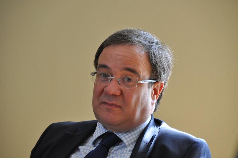 Armin Laschet, CDU:n uusi puheenjohtaja
