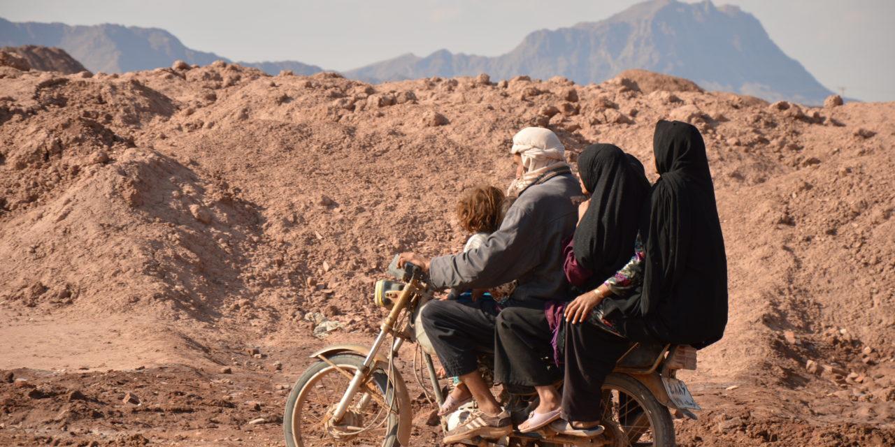 Ikuisesti kylässä – afgaanien päättymätön pako Iranissa