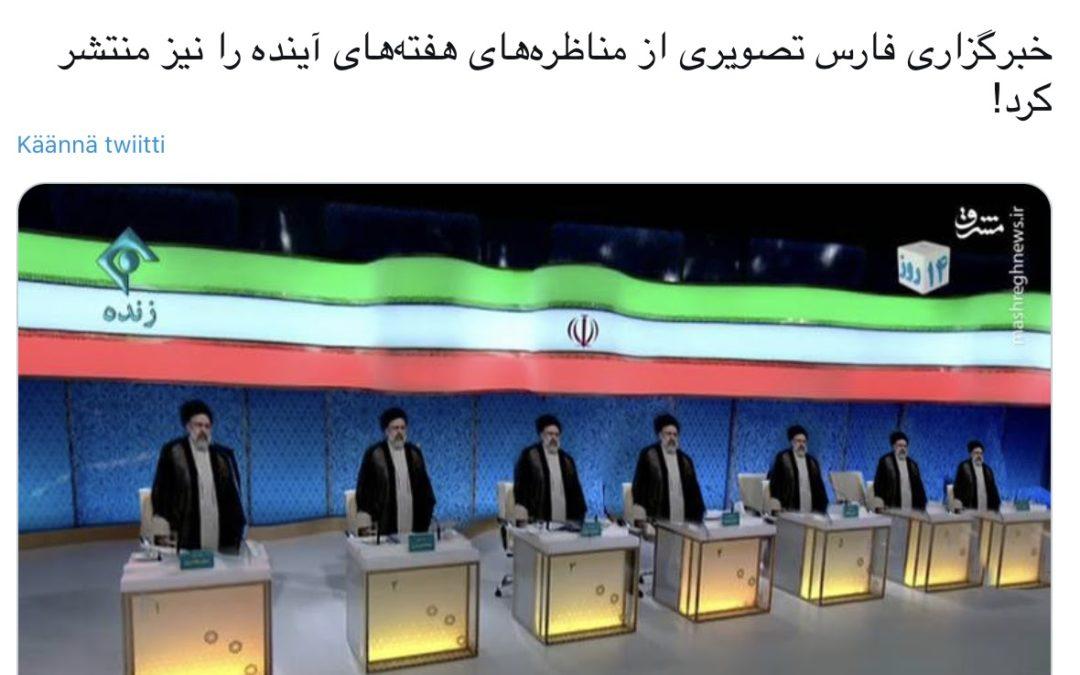 Iranin presidentinvaalit: Vallan keskittyminen sisäpiirille on äänestysaktiivisuutta tärkeämpää
