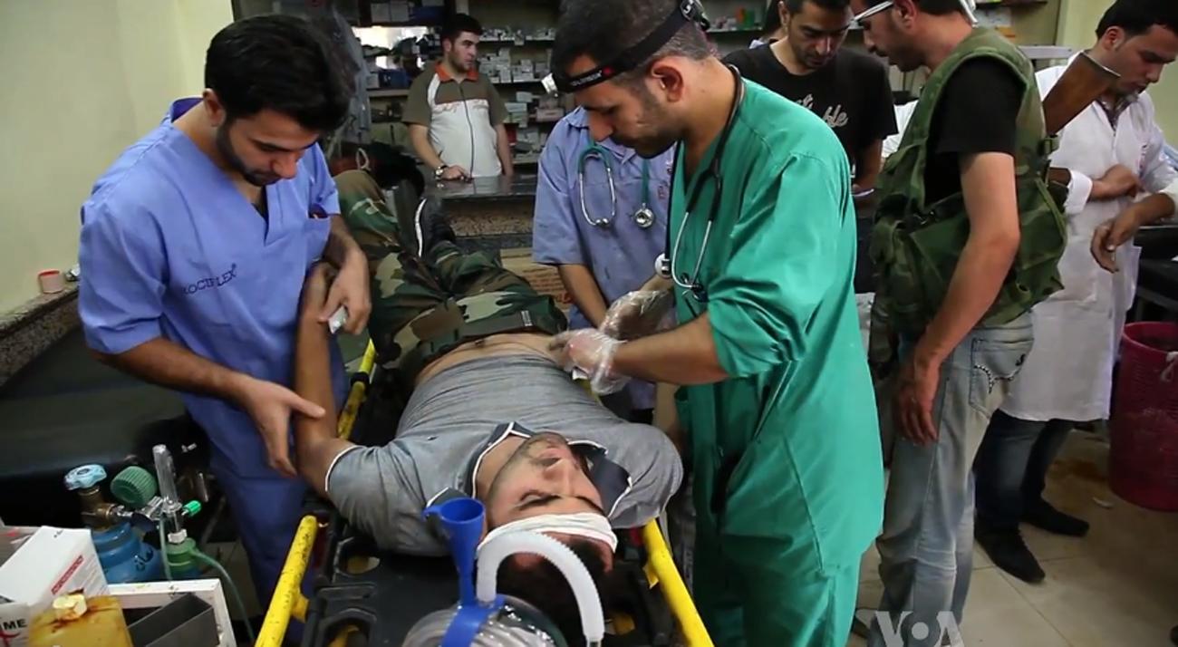 Kuka hoitaisi Syyrian kansaa? – maan kadonneet terveydenhuoltoalan ammattilaiset