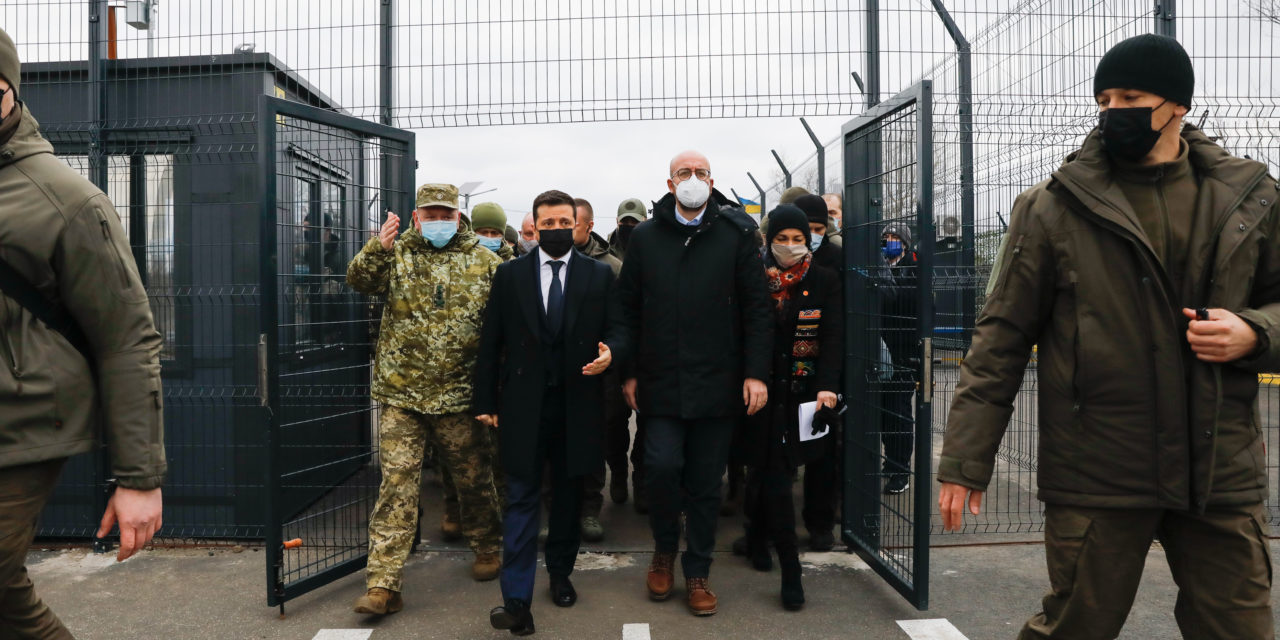 Ukraina puhuu aidasta, EU seipäästä –yhteinen tulevaisuus edellyttäisi jaettua visiota läntisestä lähentymisestä
